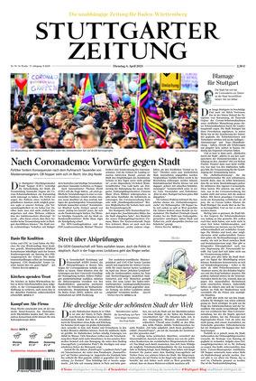 Stuttgarter Zeitung (06.04.2021)