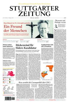 Stuttgarter Zeitung (07.04.2021)