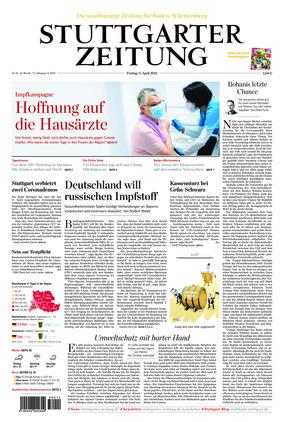 Stuttgarter Zeitung (09.04.2021)