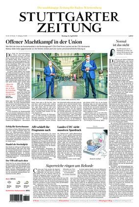 Stuttgarter Zeitung (12.04.2021)