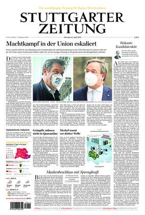Stuttgarter Zeitung (13.04.2021)