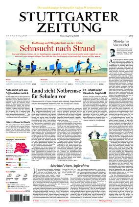 Stuttgarter Zeitung (15.04.2021)