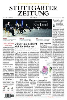Stuttgarter Zeitung (19.04.2021)