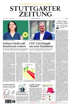 Stuttgarter Zeitung (20.04.2021)