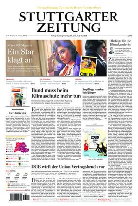 Stuttgarter Zeitung (30.04.2021)