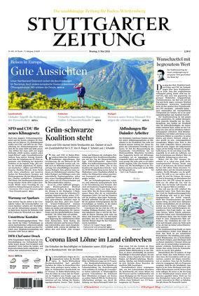Stuttgarter Zeitung (03.05.2021)