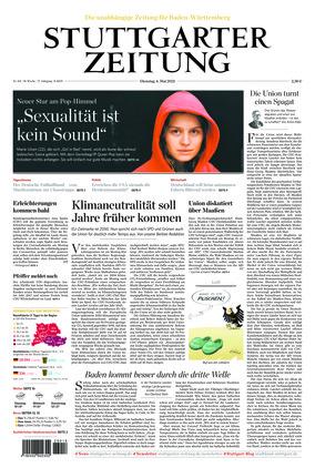 Stuttgarter Zeitung (04.05.2021)