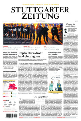 Stuttgarter Zeitung (05.05.2021)