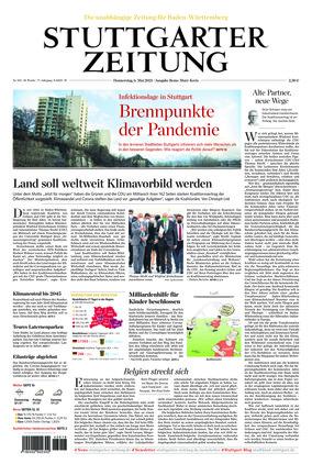 Stuttgarter Zeitung - Rems-Murr-Kreis (06.05.2021)