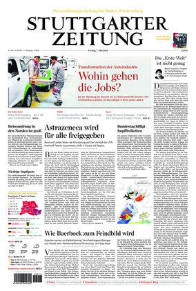 Stuttgarter Zeitung (07.05.2021)