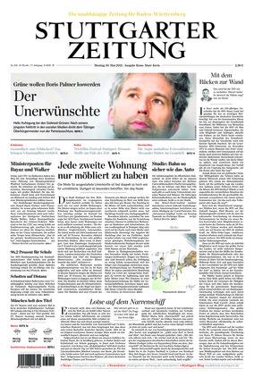 Stuttgarter Zeitung - Rems-Murr-Kreis (10.05.2021)