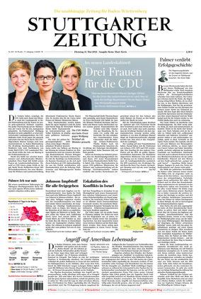 Stuttgarter Zeitung - Rems-Murr-Kreis (11.05.2021)