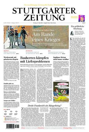 Stuttgarter Zeitung - Rems-Murr-Kreis (14.05.2021)