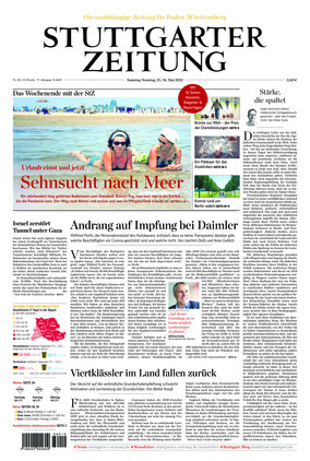 Stuttgarter Zeitung (15.05.2021)