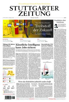 Stuttgarter Zeitung (08.06.2021)