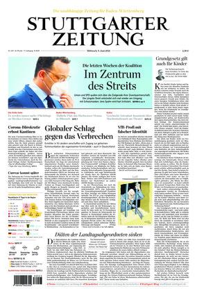 Stuttgarter Zeitung (09.06.2021)