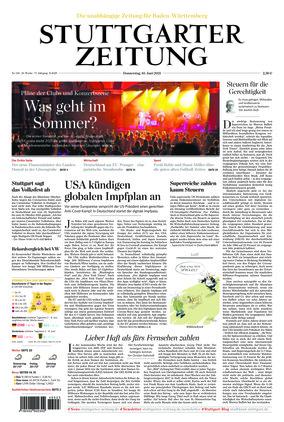 Stuttgarter Zeitung (10.06.2021)