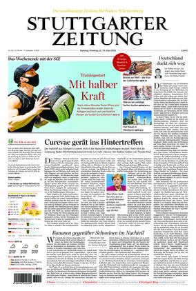 Stuttgarter Zeitung (12.06.2021)
