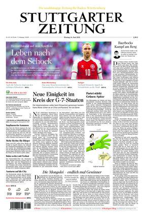 Stuttgarter Zeitung (14.06.2021)