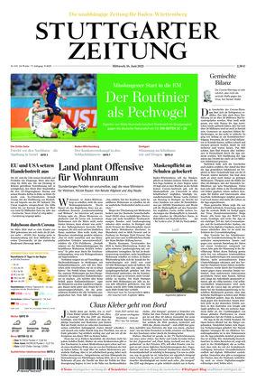 Stuttgarter Zeitung (16.06.2021)
