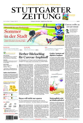 Stuttgarter Zeitung - Rems-Murr-Kreis (18.06.2021)