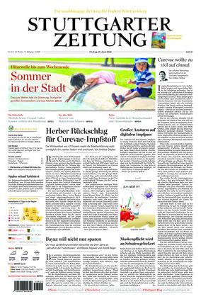 Stuttgarter Zeitung (18.06.2021)