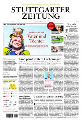 Stuttgarter Zeitung (19.06.2021)