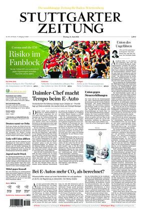 Stuttgarter Zeitung (21.06.2021)