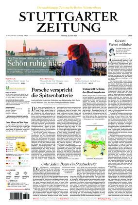 Stuttgarter Zeitung (22.06.2021)