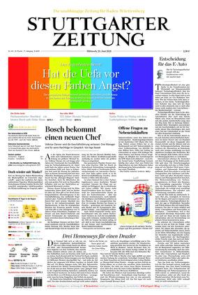 Stuttgarter Zeitung (23.06.2021)