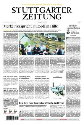 Stuttgarter Zeitung (19.07.2021)