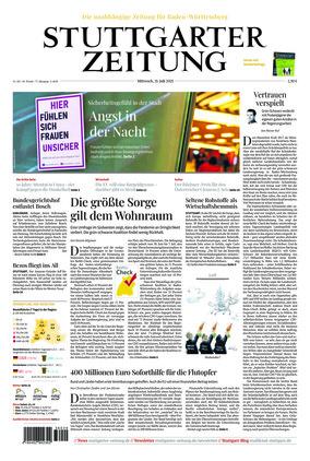 Stuttgarter Zeitung (21.07.2021)