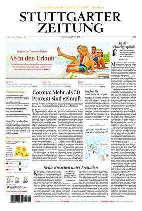 Stuttgarter Zeitung (29.07.2021)