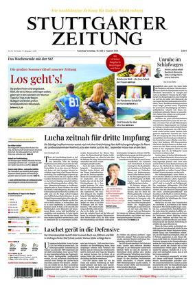 Stuttgarter Zeitung (31.07.2021)