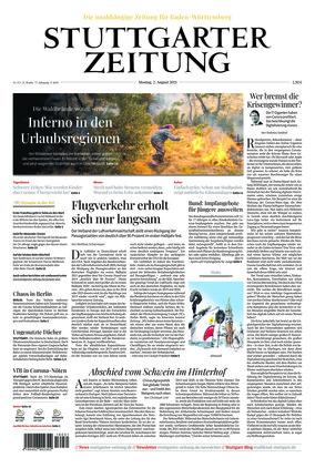 Stuttgarter Zeitung (02.08.2021)