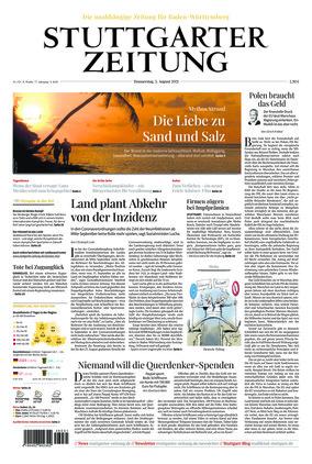Stuttgarter Zeitung (05.08.2021)