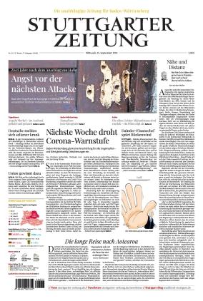 Stuttgarter Zeitung (15.09.2021)