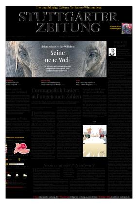 Stuttgarter Zeitung (17.09.2021)