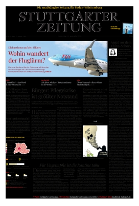 Stuttgarter Zeitung (23.09.2021)