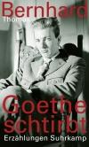Goethe schtirbt
