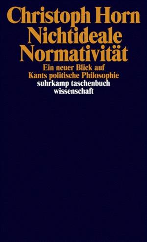 Nichtideale Normativität