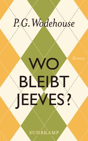 Wo bleibt Jeeves?