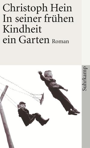 In seiner frühen Kindheit ein Garten