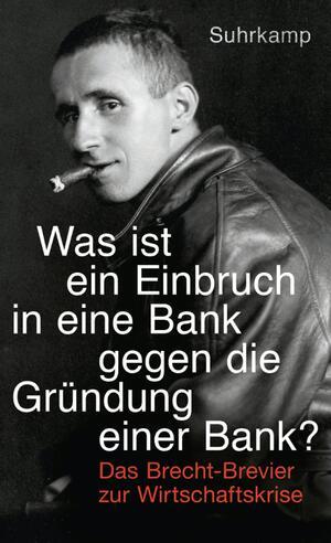 """""""Was ist ein Einbruch in eine Bank gegen die Gründung einer Bank?"""""""