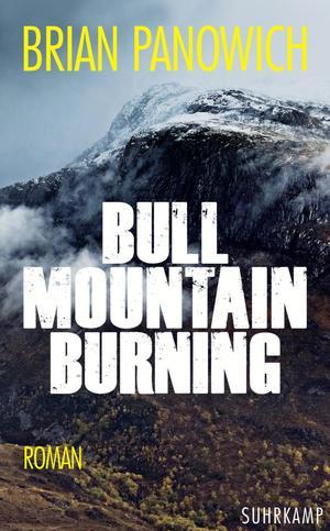 Bull Mountain burning