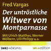 Vergrößerte Darstellung Cover: Der untröstliche Witwer von Montparnasse. Externe Website (neues Fenster)