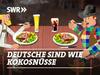 Vergrößerte Darstellung Cover: Deutsche sind wie Kokosnüsse. Externe Website (neues Fenster)