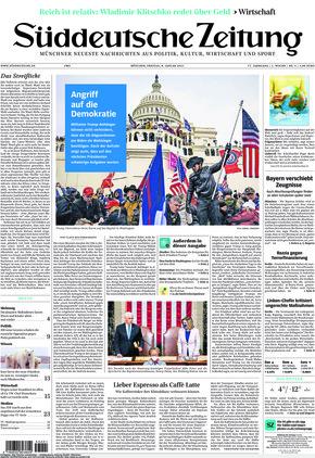 Süddeutsche Zeitung (08.01.2021)