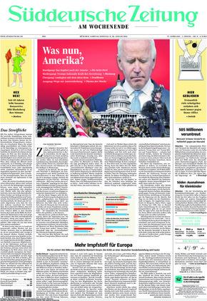 Süddeutsche Zeitung (09.01.2021)