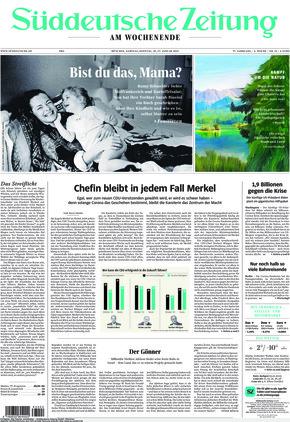 Süddeutsche Zeitung (16.01.2021)